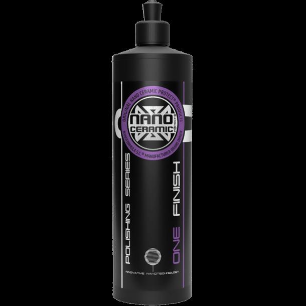 Nano Ceramic Protect® ONE FINISH 1L poleringspasta