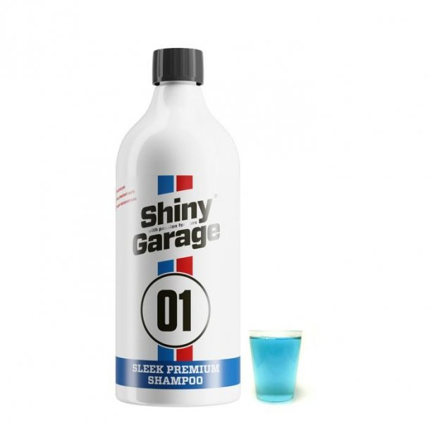 Sleek & Bubbly Premium Shampoo 1L.