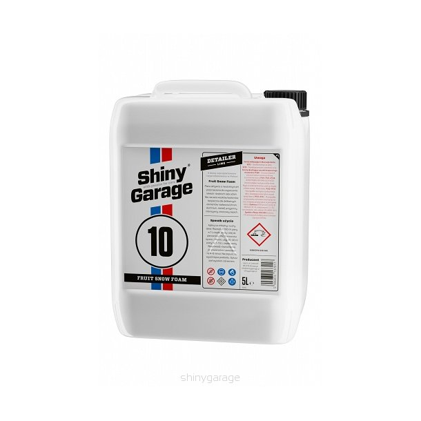 Fruit Snow Foam neutral PH 5000ml.