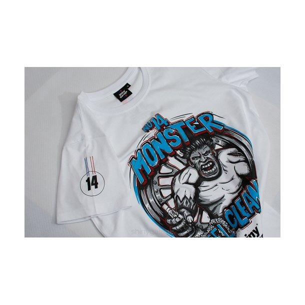Shiny Garage Monster T-Shirt XL