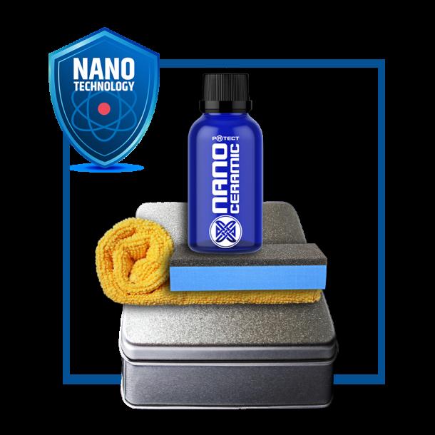 Nano Ceramic Protect® Glass Protect 80ml.