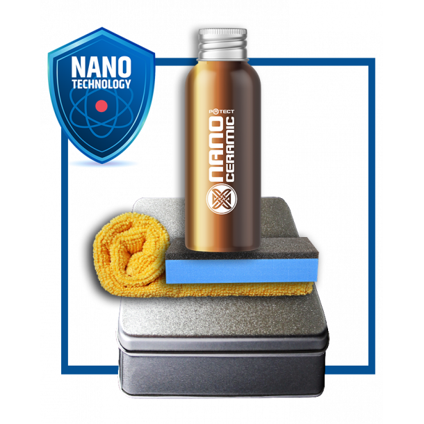Nano Ceramic Protect® Leather Coating