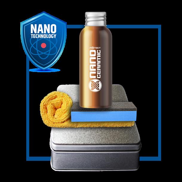 Nano Ceramic Protect® Plastic